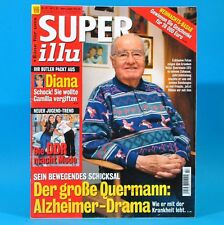 Super Illu 47-2002 | 14.11.2002 Prinzessin Diana Heinz Quermann  DDR macht Mode