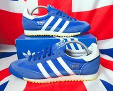 Adidas Dragon - UK 11 - Blue - Mod Casuals Terraces