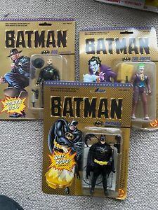 ToyBiz Batman, Joker and Bob