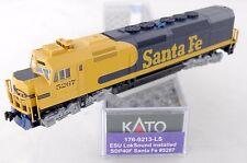 N Scale SDP40F Locomotive w/DCC + Sound - Santa Fe #5267 - KATO Kobo 176-9213-LS
