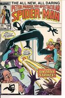 Peter Parker The Spectacular Spider-Man #108 by Marvel Comics