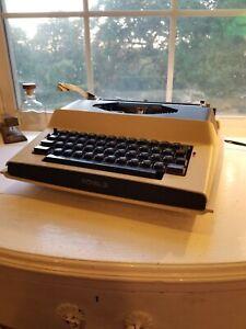 Restored 1969 Apollo 10 Typewriter With Case