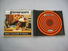 STEREORACERS - MAKE  YOURSELF AT HOME - CD EXCELLENT CONDITION 2001