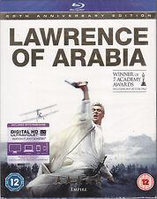 Lawrence Of Arabia - Peter O' Toole New & Sealed Region Free UK Blu-ray