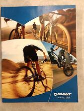 2003 Giant Bicycles Catalog, Road & Mountain Bikes & more