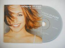 NATASHA ST PIER : TU TROUVERAS [CD SINGLE PORT GRATUIT]