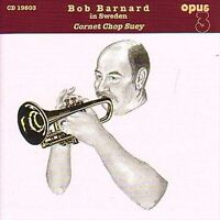 Cornet Chop Suey by Bob Barnard (CD, Mar-2002, Opus 3 Jazz)