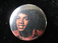 Michael Jackson-Young-Pin-Badge-Button-80's Vintage-Rare