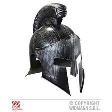 Adult's Spartan Warrior Helmet - Hat Roman Accessory Gladiator Fancy Dress