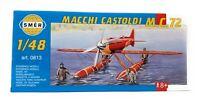 SMER Modellbau Modellbausatz Militär 1:48 Flugzeug Macchi Castoldi M.C.72