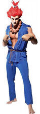 Mens Street Fighter Akuma Costume Video Game Streetfighter Halloween Fancy Dress