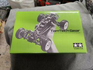 Tamiya Tamtech GB-01 Chassis Kit 57102 with Mini Fox Body Set 40132 CVA NIB 1/16