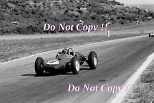 Jim Clark Lotus 21 French Grand Prix 1961 Photograph 2