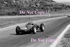 Jim Clark Lotus 21 French Grand Prix 1961 Photograph 2
