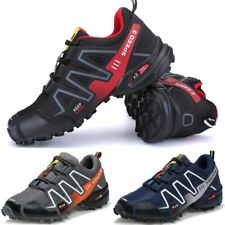 All Terrain Non-Locking Cycling Shoes Man Breathable Mountain Bike Bicycle Shoe