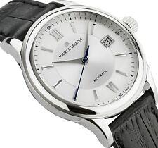 Maurice Lacroix Les Classiques Automatique Herren-Uhr Leder LC6027-SS001-110-3
