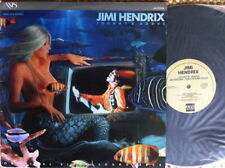 Jimi Hendrix 1st Edition LP Vinyl Records