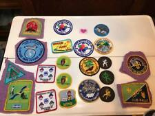 Lot of 22 mixed Girl Guides Badges
