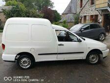 VW caddy 1998 1.9L SDI a restaurer ( pas mal de nouvelles pièces ) FAIRE OFFRE