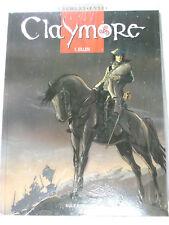 CLAYMORE # 1 ( Kult Editionen Hardcover ) Neu