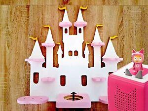 Schloss Tonieregal Tonieboxregal für Toniebox® Tonies® Musikbox Kinderzimmer ros
