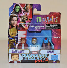 Marvel Minimates Series 71 Wave 1 Guardians of the Galaxy 2 Star-Lord & Yondu