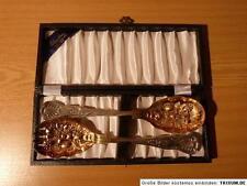 William Adams Sheffield England fork spoon Löffel Gabel Salatbesteck Besteck