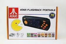 Atari Flashback Portable Game Player 2017 w/ 70 Built-in Games USED