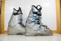 Salomon Performa Gray Blue Used Ski Boots 27.5  Mondo - WB23