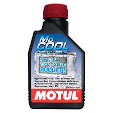 Motul MoCool Radiator Additive Additivo Refrigerante liquido radiatori 500ml