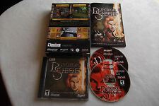 DUNGEON SIEGE APPLE MAC V.G.C. FAST POST COMPLETE ( rare big box RPG game )