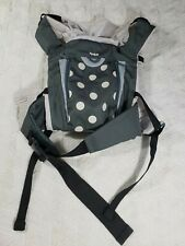 Aprica Baby Carrier High Quality Double Straps Gray