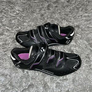 Bontrager Inform Womens 6.5 Solstice Shimano Cleats Cycling Shoes