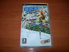 SSX ON TOUR PSP (PAL ESPAÑA BUEN ESTADO)
