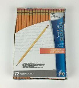 Paper Mate Mirado Classic Woodcase Pencils 72 Pack  No. 2 Lead