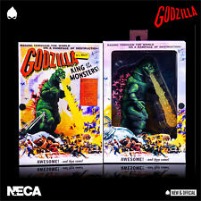 NECA - Godzilla 1956 Movie Poster Action Figure [IN STOCK] • NEW & OFFICIAL •