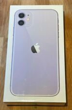 Apple iPhone 11 - 64GB - Purple (AT&T & Cricket) A2111 (CDMA+GSM) Factory Sealed