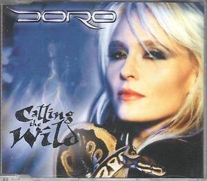 Doro  CD CALLING THE WILD  ( PROMO )