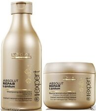 LOREAL Professionnel Absolute Repair Lipidium Shampoo & Masque Combo