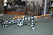 "21st Century 1/6 Camo .50 Cal Sniper Rifle Gun Model for 12"" Figures W-111"