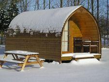 Gift Voucher Glamping Pod Camping Christmas Birthday Short Breaks York Yorkshire