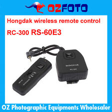 RS-60E3 RC-300 Wireless Remote Control for Canon 1000D /600D /550D /450D/400D/35
