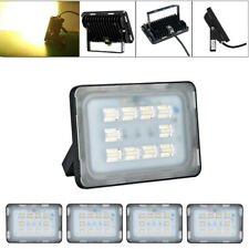 New listing 5X 30W Led Flood Smd Light Warm White Lamp Outdoor Security Spot Lighting 110V