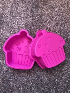 Small Silicone Cup Cake – Pack of 2