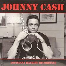 Louisiana Hayride Recordings  JOHNNY CASH Vinyl Record