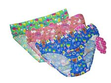 NEW! AUTHENTIC HERCARY GIRL'S PANTY/ UNDERWEAR (LOT OF 3 PIECES, #6/ 6-7Y)
