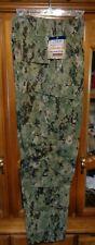 NWU Type III FROG Combat Pants X LARGE REGULAR  Trouser AOR2 Navy SEAL USN  NWT