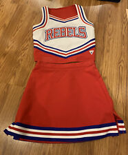 New listing Rebels Varsity Cheerleading Uniform