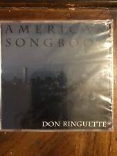 Don Ringuette: American Songbook (CD)