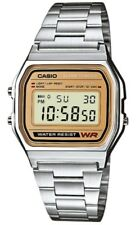 Casio A158W-9 Orologio Uomo Vintage Crono Illuminaz. Batt.7 anni, Deal